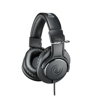 Audio Technica ATH-M20x Closed Back Studio Headphones